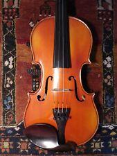 H E Blondelet French Violin 1920s Old Violin Antique Violin Mirecourt