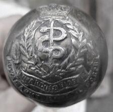 Bacchetta ufficiale Stick Royal esercito simbolo medico corpo in arduis fidelis