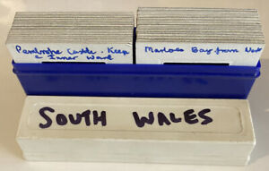 29 x Vintage 35mm Photo Slides SOUTH WALES 1969 Good Amateur Holiday Pictures