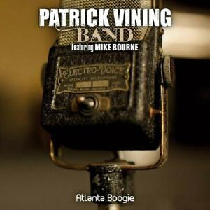 Patrick Vining Band - Atlanta Boogie CD #1991539