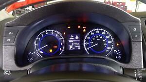 2010 Infiniti G37 Speedometer Cluster Assembly 75k OEM