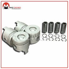 PISTONS & RING SET ISUZU 4JA1-T FOR PICK UP D-MAX PANTHER TAVERA 2.5 LTR 04-11