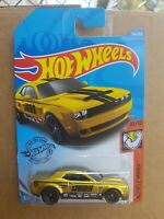Hot Wheels 2020 SUPER TREASURE HUNT '18 Dodge Challenger SRT DEMON [GOLD] VHTF