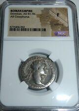ROMAN EMPIRE 95 AD ** DOMITIAN ** CISTOPHORUS ** 25 mm,10 gm WELL-CENTERED * k11