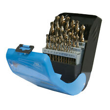 Silverline COBALT Drill Bit Set 25 Piece