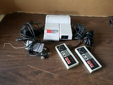 NES 101 Top Loader Ready To Play with 2 Controllers Nintendo