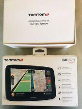 TomTom GPS Navigation GO 620 6-Inch Device Traffic World Maps