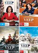 Veep Series - COMPLETE Season 1 - 4 : NEW DVD