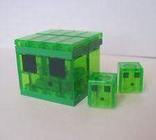 LEGO Minecraft 21131 Schneegolem Figur unbespielt