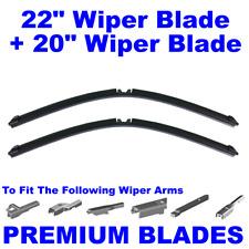 """Premium 23/"""" pouces et 13/"""" pouces paire pare-brise balais d/'essuie-glace"""