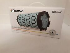 Polaroid Rugged Wireless 5.0  Speaker, portable, rechargeable battery, HD sound