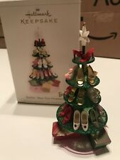 Barbie Shoe Tree Hallmark Ornament 2006