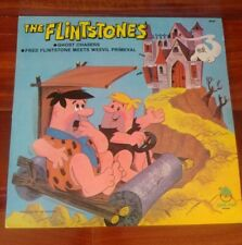 FRED FLINTSTONE meets Weevil Primeval and Ghost Chasers LP EX/EX