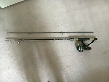 Vintage Daiwa Rod light w/Eagle Claw Graphite 7030 reel