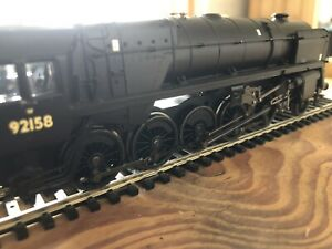 HORNBY R.264 BR 2-10-0 CLASS 9F LOCOMOTIVE 00 Boxed