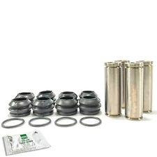 2X FRONT CALIPER SLIDER PIN GUIDE BOLT KITS FITS: PEUGEOT 106 MK1 MK2 BCF1330BX2