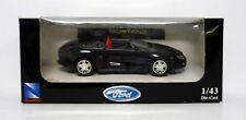 Newray FORD MUSTANG MACH III 1/43 Modellino Auto Misb Completo 2002