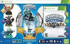 Skylanders Spyro's Adventure (Microsoft Xbox 360, 2011) Case & Manual ONLY