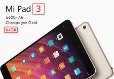 Original Xiaomi Mipad Mi Pad 3 7.9'' Tablet PC MIUI 8 4GB RAM 64GB ROM MT8176