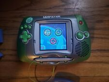 Leap Frog Leapster Handheld Learning Game System #20200 + 3 games.  Works great!