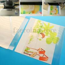 20 Sheet Screen Printing A4 Clear Inkjet Film Paper PCB Print Stencil Design