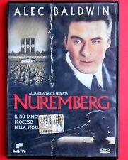 dvd film nuremberg il processo di norimberga 1946 the nuremberg trials baldwin v