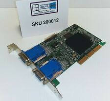 Grafikkarte / Matrox / Dual VGA / AGP Grafikkarte / G45FMDHA32DB