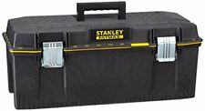 Cofre herramientas agua Staubd.710x308x285mm Stanley 2komp mango