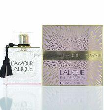 L'amour by Lalique for Women Eau De Parfum 3.4 oz 100ml Spray Sealed