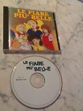 CD LE FIABE PIU' BELLE, CRISTINA D'AVENA, RTI DEL 1997