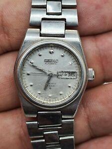 Rare Vintage Seiko 2906_0850 Automatic  womens Watch japan made #6