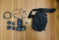 Canon Eos 5D Mark II Digital Camera Kit with Canon 24‑105mm f/4