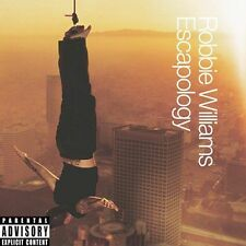 Escapology [PA] by Robbie Williams (CD, Apr-2003, Virgin)