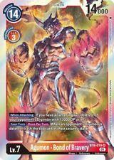 Agumon Bond of Bravery BT6-018 SR Digimon Card