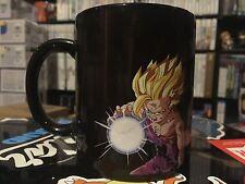Gohan Heat Reactive Mug Dragon Ball Z DBZ Saiyan Dragonball Funimation L@@K