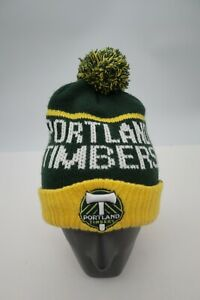 Portland Timbers 47 Brand Stocking Beanie Knit Hat Acrylic MLS Soccer Winter