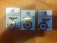 More details for gaunt and sons junior red cross badges. immaculate.