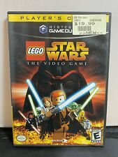 Nintendo GameCube LEGO Star Wars: The Video Game Player's Choice - COMPLETE!