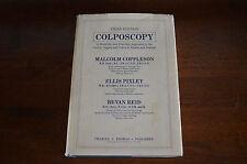Colposcopy Third Edition by Coppleson, Pixley and Reid; Charles C Thomas
