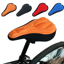 Bicycle Saddle Cover Comfy Cycling Bicycle Gel Pad Seat Cover 3D Soft Cushion