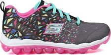 Skechers Girls' Skech Air - Blastabounce Black / Multi SIZE 11 USA -  Training S