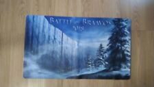 A Game OF Thrones LCG Promo Playmat Summer Battle Of Bravos 2018