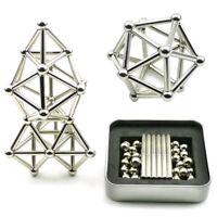 63pcs Magnetic Building Block Magnet Construction Set Toy Kids Puzzle GamÁÍIHS