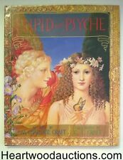 Cupid and Psyche by M. Charlotte Craft Debut novel Kinuko Craft Art
