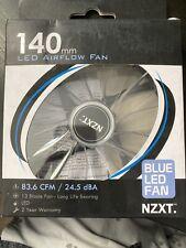 NZXT 140mm Blue LED Case Fan