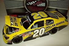 Brian Vickers 2013 Dollar General #20 Nationwide Camry 1/24 NASCAR Diecast New