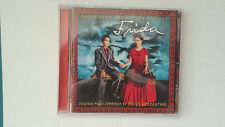 "ORIGINAL SOUNDTRACK ""FRIDA"" CD 24 TRACKS ELLIOT GOLDENTHAL BANDA SONORA OST BSO"