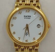 RACER vintage by Orient watch. Nos 90's 5 mic GP.