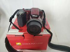 Nikon COOLPIX L830 16.0MP Digital Camera - Red