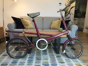 Alex Moulton F-Frame Bicycle - Original